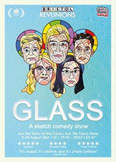 Bristol Revunions Glass Edinburgh Fringe