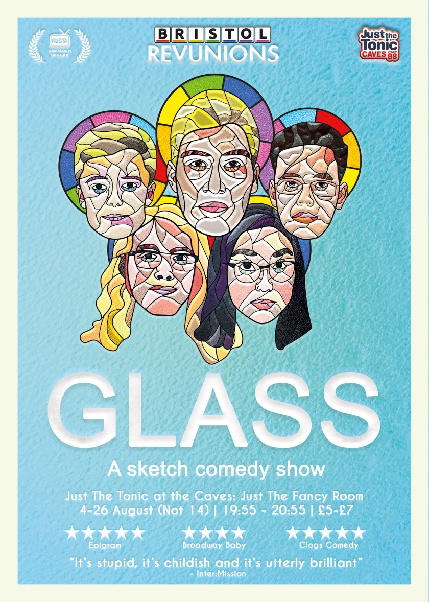 Bristol Revunions - Glass (2017)