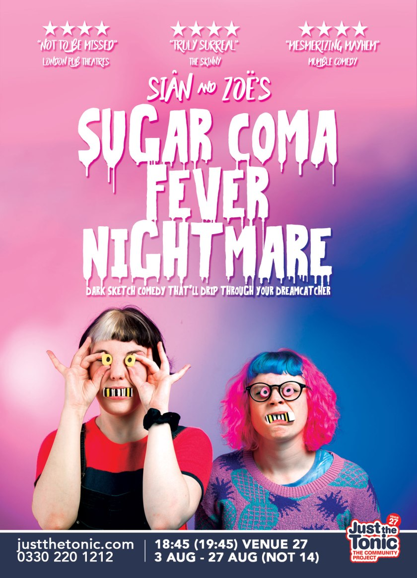 Siân & Zoë - Sugar Coma Fever Nightmare (2018)