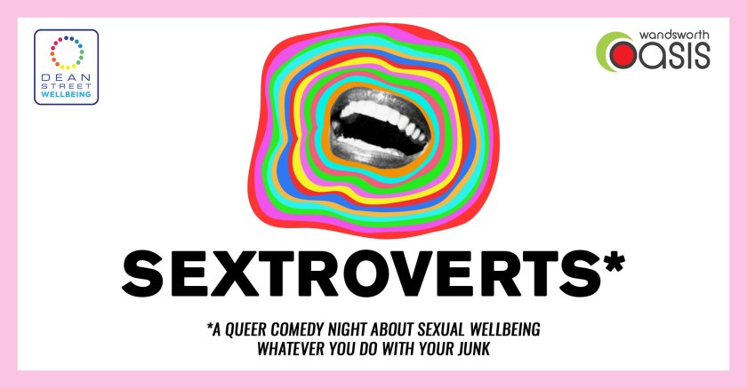 Sextroverts Queer Comedy Night