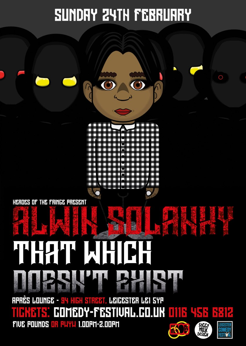 Alwin Solanky - That Which Doesn't Exist (2019)