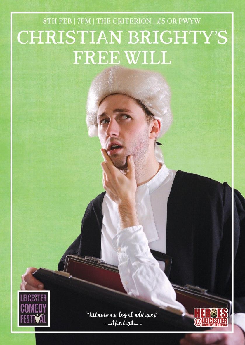 Christian Brighty's Free Will (2018)
