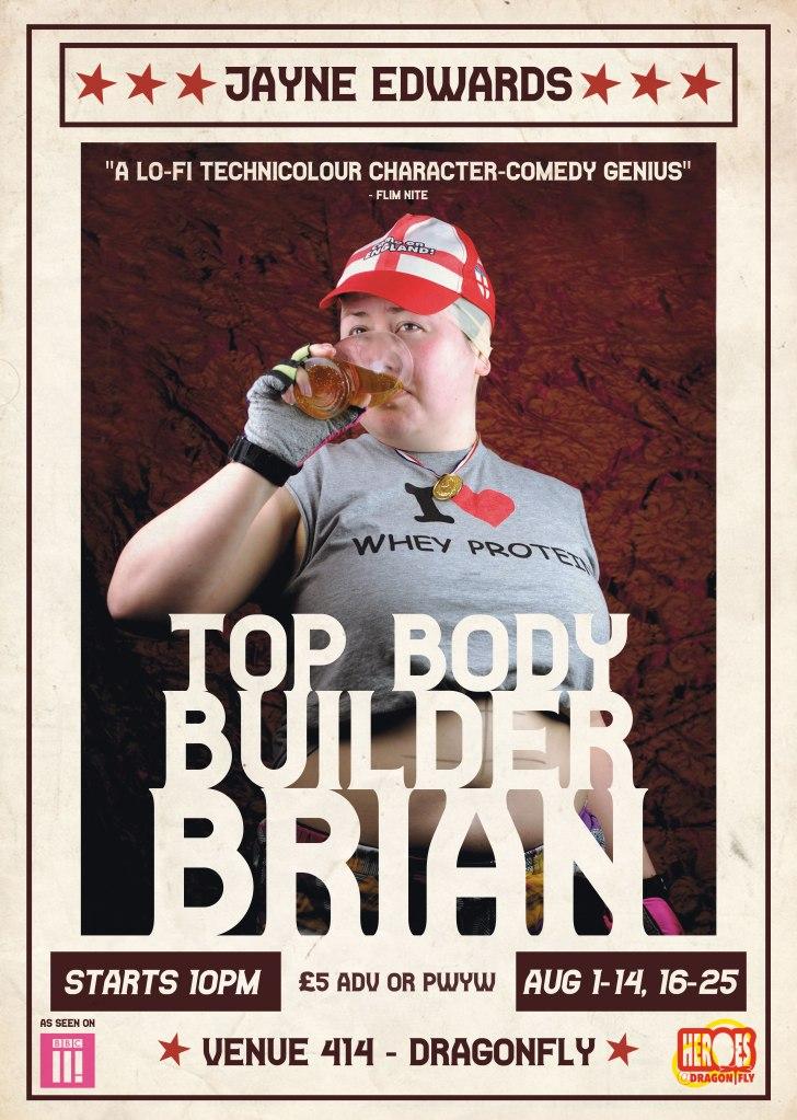 Jayne Edwards - Top Body Builder Brian (2019)