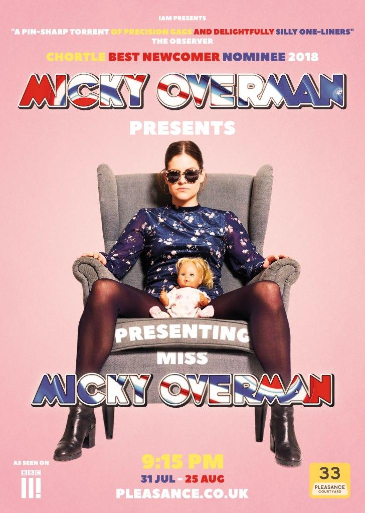 Micky Overman - Micky Overman Presents Presenting Miss Micky Overman (2019)