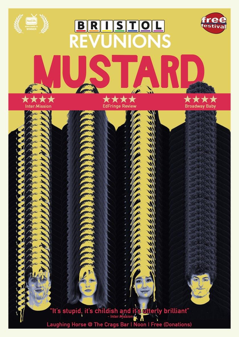 Bristol Revunions - Mustard (2016)