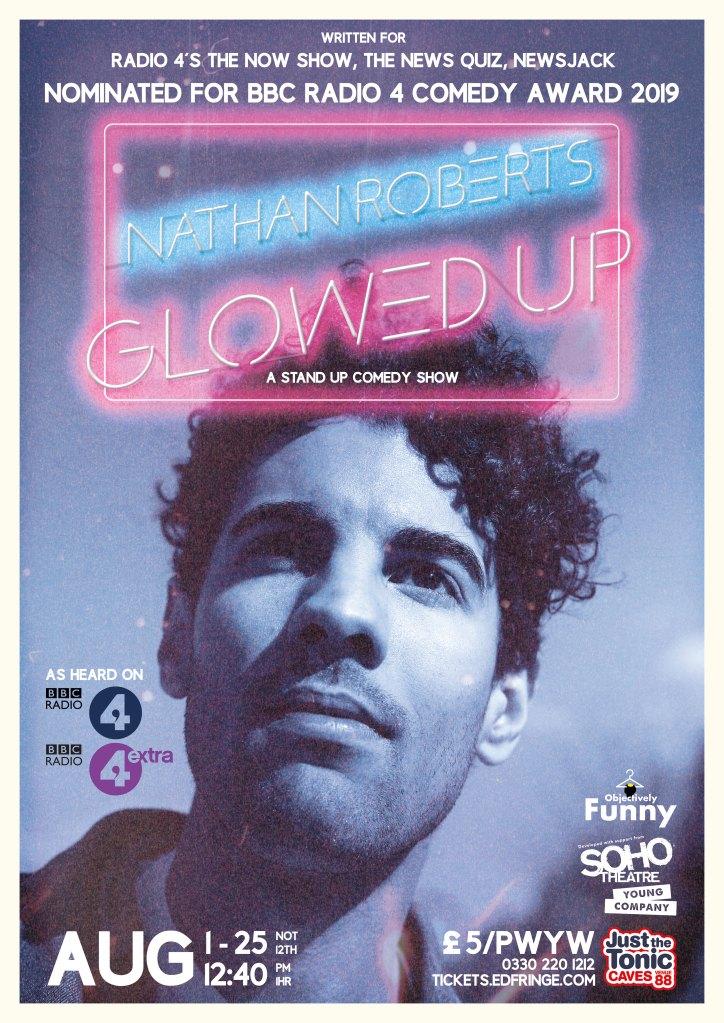 Nathan Roberts - Glowed Up (2019)