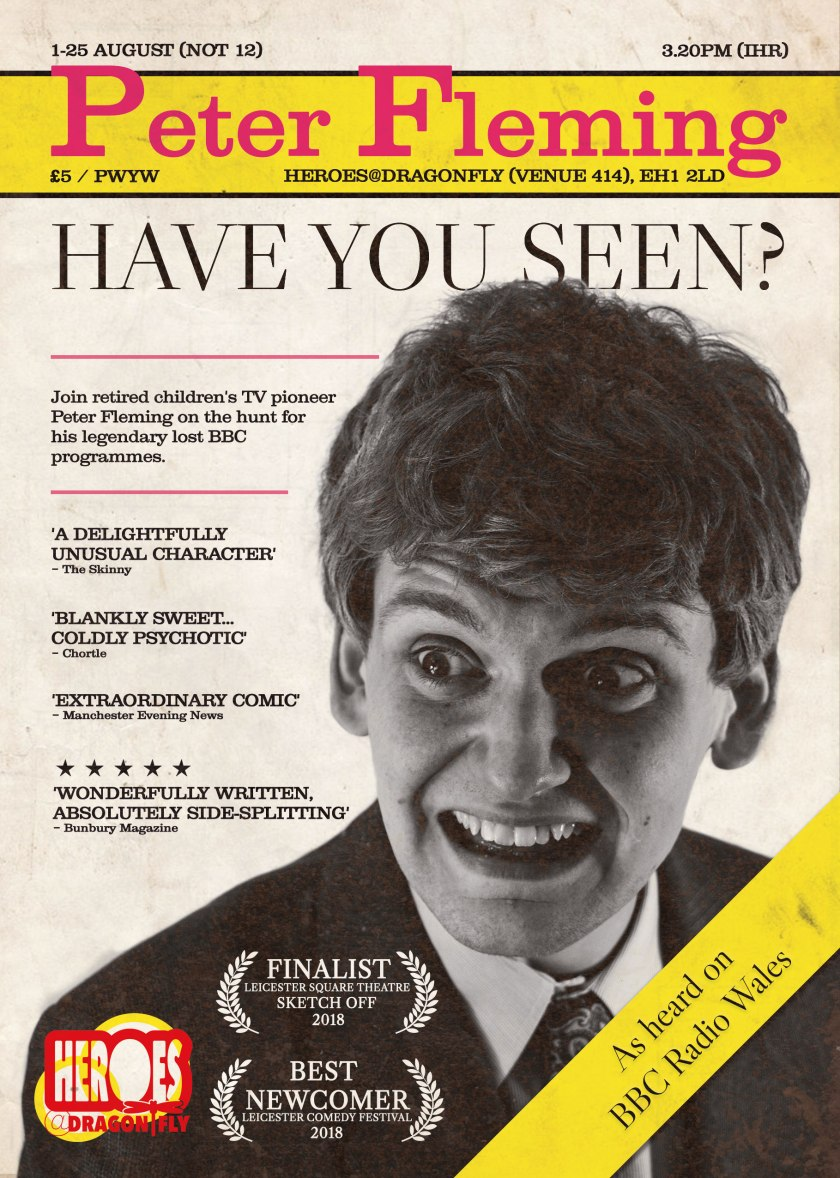 Peter Fleming - Have You Seen? (2019)
